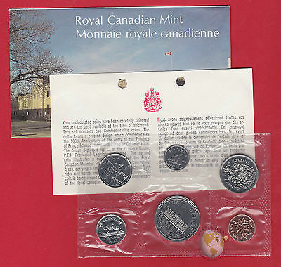1973 - - Pl Set -  - Canada Rcm Proof Like Mint - With Coa And Envelope