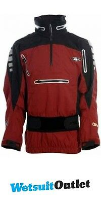 Yak Pursuit Hooded Kayak Touring Cag in Red / Black 6733