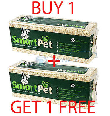 Smartpet Soft Wood Shavings/sawdust For Pet Bedding Hamster Gerbil Rabbit 1Kg