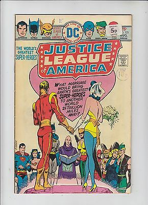 DC Comics Justice League of America Comic No 121 - August 1975