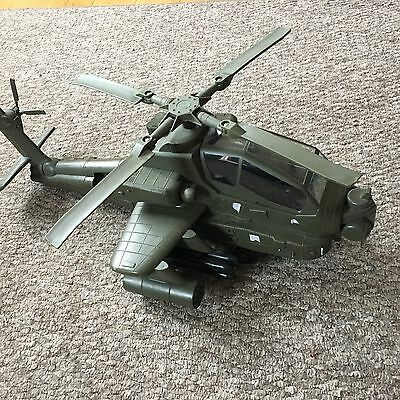 HM Armed Forces Attack Helicopter