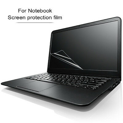 """HD 16:9 Surface Matte Laptop Screen Protector Clear Cover 17"""" 15"""" 14"""" 13"""" 11"""""""
