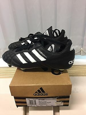 Vintage Adidas Beckenbauer 5 Cup Made In Indonesia US 9,5 1997  Soccer Rare