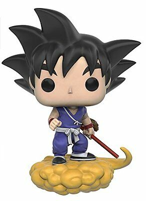 Funko POP Anime: Dragonball Z - Goku & Nimbus Action Figure Gift NEW