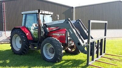 Massey Ferguson MF6170 with loader Tractor