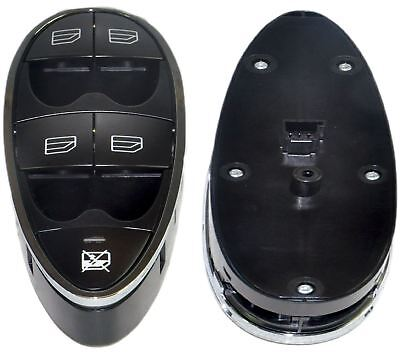 Front Window Switch FOR Mercedes Benz E Class W211 [2002-2008]