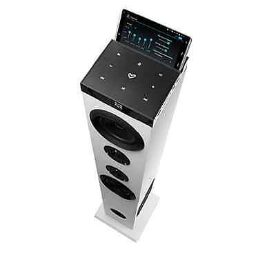 Speaker Energy Tower 5 Bluetooth RMS: 60W Touch panel White Surround sound