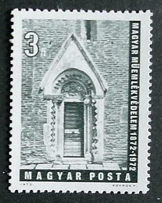 Hungary 1972 'Protection of Monuments' SG2658 Mint (MNH) Stamp