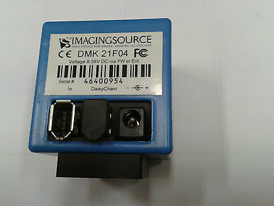 Imaging Source DMK 21F04 FireWire monochrome camera