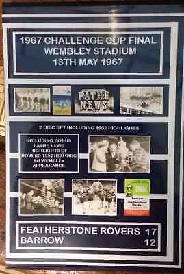 1967 Challenge Cup Final Wembley Stadium 13th May 1967