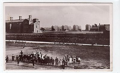 MARYHILL BARRACKS: Glasgow postcard (C11518)