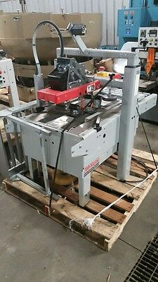 One Preowned 3M-Matic Case Sealer w/#M AccuGlide Taping Head