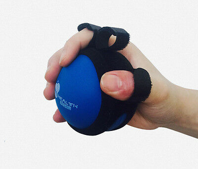 Hands PHYSIOTHERAPY REHABILITATION Training Ball Anti-Spasticity Finger Orthosis
