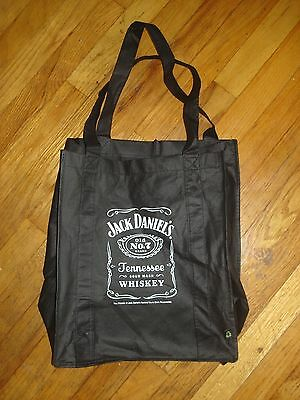 Jack Daniel's No. 7 Tennessee Whiskey Black Cloth Tote Bag