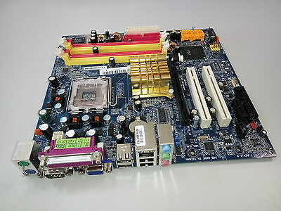 PLACA BASE SOCKET 775 GIGABYTE GA-945GM-S2 (rev. 1.0)