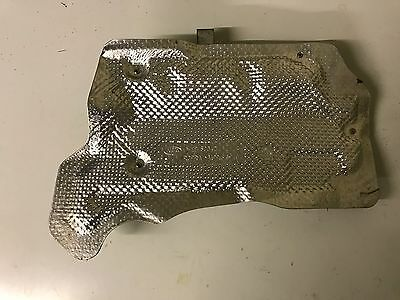 Landrover Discovery 3 Left Exhaust Heat Shield WEB500421