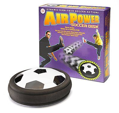 Can You Imagine Air Power Soccer Hover DiskPower Soccer  Disk