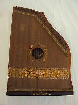Combination Mandolin Guitar Early 1900's USA (For Repair)