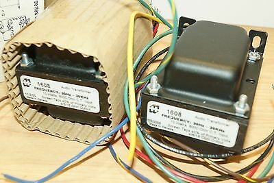 2 x Hammond 1608 Audio Output Transformer for Valve Amp PP - 10W