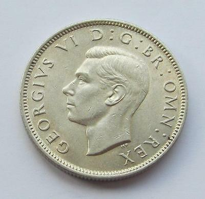 George VI - 1942 Florin (two shillings)  - Very good collectable coin