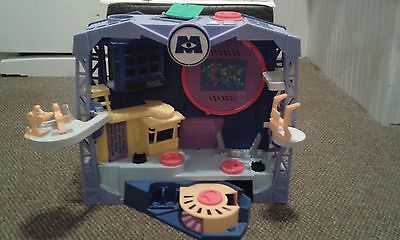 Fisher Price Imaginext Disney Monsters Inc Scare Factory Playset