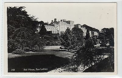 BIEL HOUSE: East Lothian postcard (C12966)