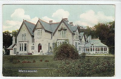 WHITEHOUSE near ALFORD: Aberdeenshire postcard (C12314)