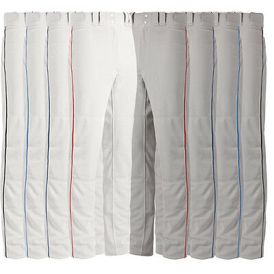 Mizuno Youth Select Pro PIPED Baseball Pants - All Sizes/Colors in YOUTH 350388