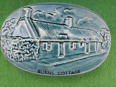 Beswick Beneagles Whisky Flask  Burns Cottage