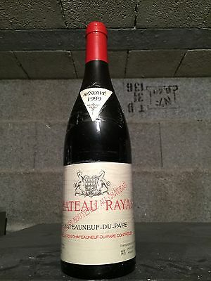 Tres Rare -- Bouteille Chateau Rayas  - Chateauneuf Du Pape 1999