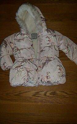 Girls winter  warm coat 2-3 years,Next