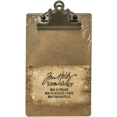 Tim Holtz Idea-Ology - Mini Clipboard