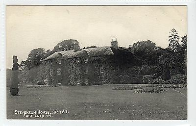 STEVENSON HOUSE, near HADDINGTON: East Lothian postcard (C13006)