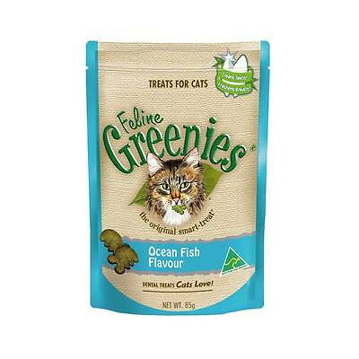 Greenies Ocean Fish Flavour Cat Treats