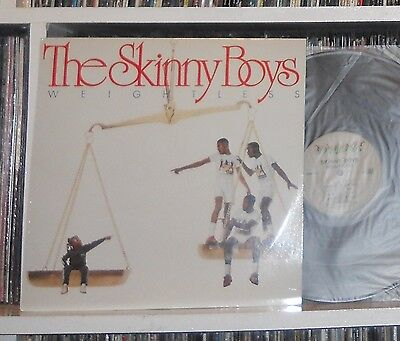 The Skinny Boys - Weightless - Warlock U.S. Orig LP 1986 RARE Vinyl