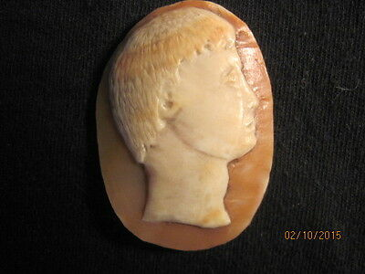 For the serious collector - Museum Quality Genuine Antique Roman Cameo