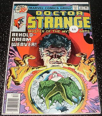 Doctor Strange 32 (5.5) One Time Shipping for $3.59