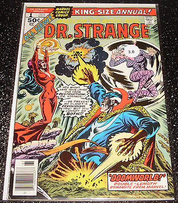 Doctor Strange Annual 1 (3.0) One Time Shipping for $3.59