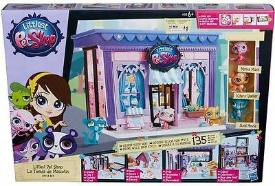 Hasbro Littlest Pet Shop Style Play Set Room Design Your Way Kids Fun Game Toys