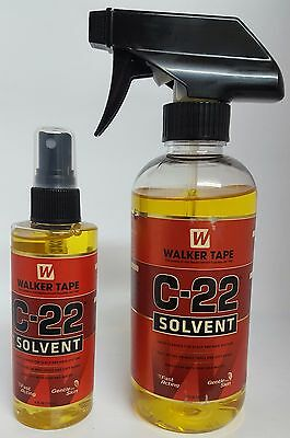 C22 Walker Solvent Adhesive Tape Glue Remover Hair Extension Lace Wig Toupee UK