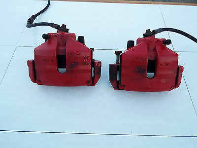 Vw Golf Mk5 Gti Edition 30 Front Brake Calipers 312 Mm Front Brake Conversion