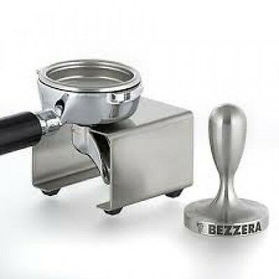Bezzera Pro Tamper and  Station Coffee Barista