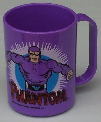 The Phantom Plastic Mug. King Features Syndicate. ' The Ghost Who Walks ' c1990