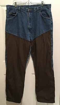 Pro Gear Jeans By Wrangler PG100AN Men's 40 x 32 Pre-Owned  701