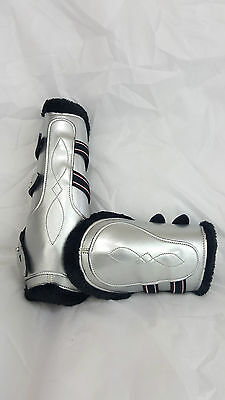 Set Of Four Tendon/jumping Boots
