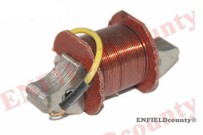 NEW 6V STATOR PLATE LIGHTING SUPPLY COIL 1 Vespa 125 VN/VM/150 VL/VB1/VGL1 @CAD