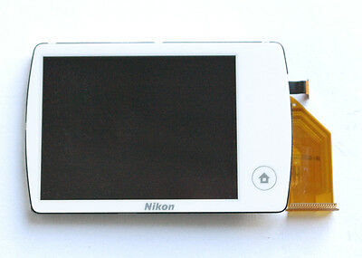 Nikon Coolpix S01 display LCD touch screen  fotocamera digitale - PART REPAIR