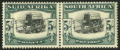 South Africa  1933-54  Scott # 64  Mint Hinged
