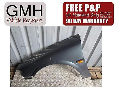 Vauxhall Vectra B Left Passenger Nearside Wing Green Paint Code L832 1995-2000 §