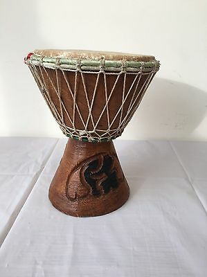 African Bongo Drum Small